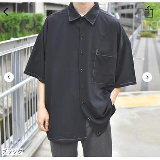 ハレ(HARE)のkutir ウルトラルーズ半袖シャツ(シャツ)