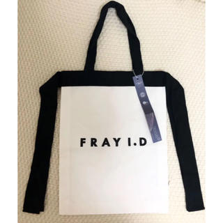 フレイアイディー(FRAY I.D)のFRAY I.D トートバッグ(トートバッグ)