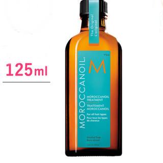 モロッカンオイル(Moroccan oil)の新品 正規品 モロッカンオイル オイルトリートメント 125ml(オイル/美容液)