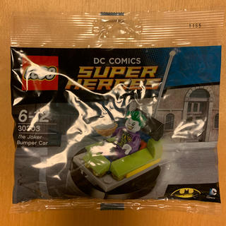 Lego - レゴ バッドマン スーパーヒーローズ ジョーカーのバンパー 30303