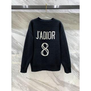 """ディオール(Dior)の☆Dior☆""""J'ADIOR 8"""" カシミヤ*セーター*Black(ニット/セーター)"""