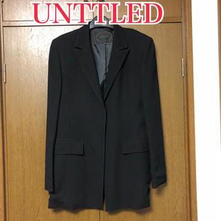 アンタイトル(UNTITLED)のUNTTLED  ロング丈ジャケット(テーラードジャケット)