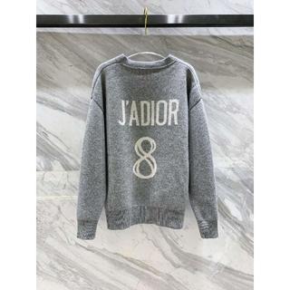 ディオール(Dior)のディオール J'ADIOR 8' BOXY カシミヤセーター(ニット/セーター)