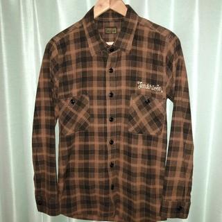 TENDERLOIN - テンダーロイン ネルシャツ チェックシャツ