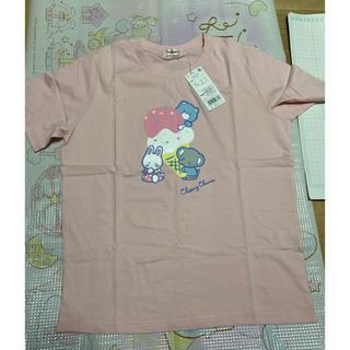 サンリオ(サンリオ)のチアリーチャム Tシャツ(Tシャツ(半袖/袖なし))