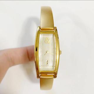 ピンキーアンドダイアン(Pinky&Dianne)のピンキーアンドダイアン 腕時計 ゴールド(腕時計)