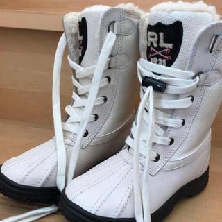 ポロラルフローレン(POLO RALPH LAUREN)の❤️rhk様 専用です 新品 ラルフローレン  子供用ブーツ 19cm(ブーツ)