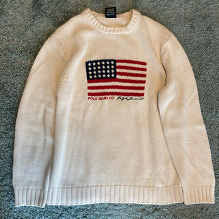 ラルフローレン(Ralph Lauren)のPOLO  JEANS COMPANY 星条旗 セーター(ニット/セーター)