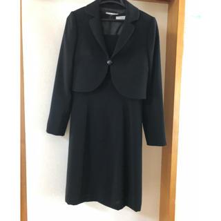 シマムラ(しまむら)のほむ様 ブラックフォーマル スーツ ワンピース 9号(礼服/喪服)