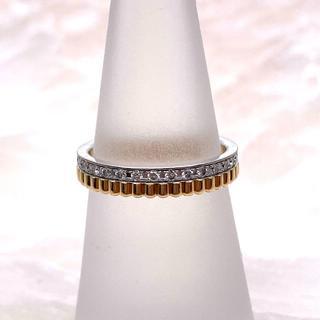 ブシュロン(BOUCHERON)の★BOUCHERON★ キャトル ラディアント ダイヤモンドリング 750(リング(指輪))