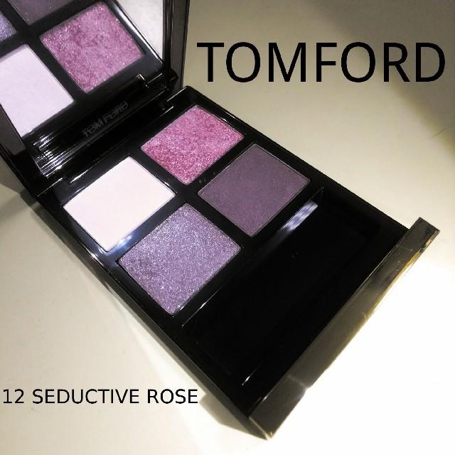TOM FORD(トムフォード)のトムフォード アイシャドウ 12セダクティブローズ コスメ/美容のベースメイク/化粧品(アイシャドウ)の商品写真