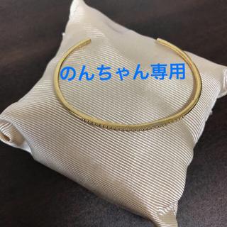 パピヨネ(PAPILLONNER)のear PAPILLONNER イアパピヨネ☆ブレスレット ゴールド(ブレスレット/バングル)