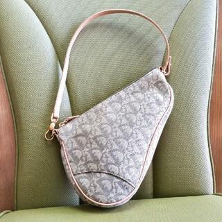Christian Dior - ほぼ未使用 綺麗、ポーチ、サドル