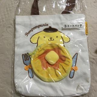 サンリオ - ポムポムプリン トートバッグ くじ