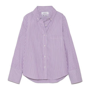 ミラオーウェン(Mila Owen)のストライプシャツ ミラオーウェン(シャツ/ブラウス(長袖/七分))