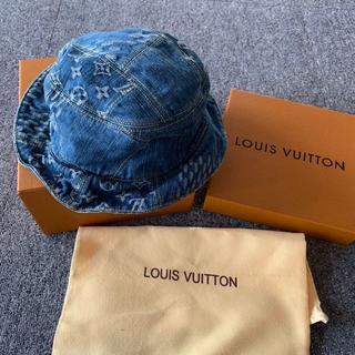 LOUIS VUITTON - 【ルイヴィトン】NIGO ボネ・ダミエ ジャイアント ハット 帽子