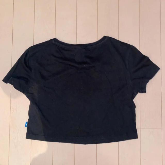 adidas(アディダス)のadidasoriginalsショート丈 Tシャツ レディースのトップス(Tシャツ(半袖/袖なし))の商品写真