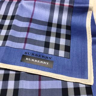 BURBERRY - 【新品】BURBERRY バーバリー ハンカチ