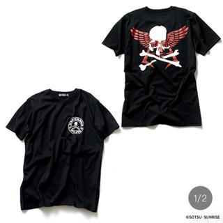 バンダイ(BANDAI)のSTRICTーG X MMJ  コラボ MSー06S Tシャツ Sサイズ(Tシャツ/カットソー(半袖/袖なし))