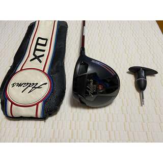 アダムスゴルフ(Adams Golf)のアダムスゴルフADAMS ドライバー XTD 10.5° フレックスSR(クラブ)