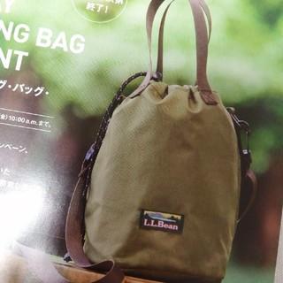 L.L.Bean - L.L.Bean エルエルビーン 新品 2wayドローストリングバッグ 非売品