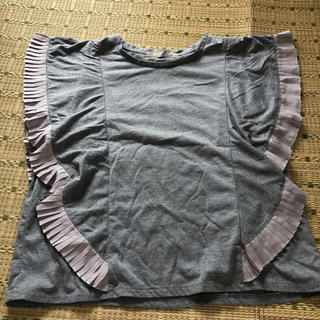 ユナイテッドアローズ(UNITED ARROWS)のフリルTシャツ(Tシャツ(半袖/袖なし))