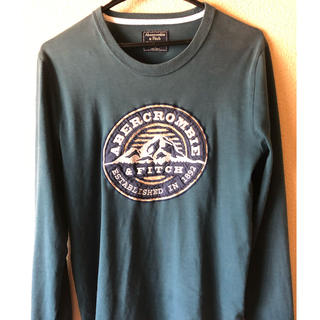 Abercrombie&Fitch - アバクロロンT【正規品.人気デザイン.激安出品中‼︎】