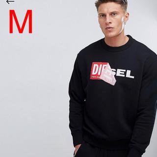 ディーゼル(DIESEL)のDIESEL トレーナー ディーゼル スウェット パーカー diesel パーカ(スウェット)