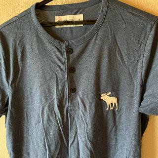 Abercrombie&Fitch - アバクロシャツ【公式オンライン品.美品.激安出品中‼︎】