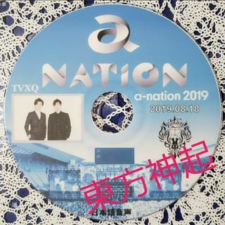 東方神起 - 東方神起 2019 a-nation DVD