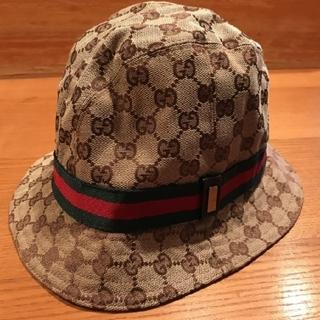 Gucci - 値下げ 帽子 ハット 男女兼用
