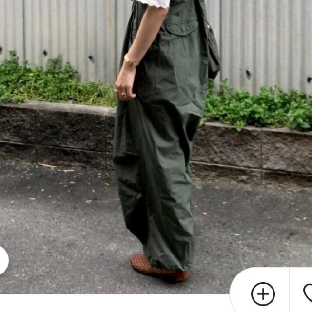 SM2(サマンサモスモス)のカーキ パンツ sm2 samansamos2  レディースのパンツ(カジュアルパンツ)の商品写真