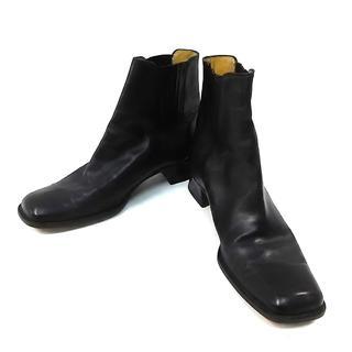 ラルフローレン(Ralph Lauren)のラルフローレン ショートブーツ 7C 黒(ブーツ)