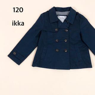 イッカ(ikka)の120 ikka トレンチコート(コート)