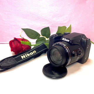 Nikon - 【超美品❣️】COOLPIX B500 専用ストラップ付❣️