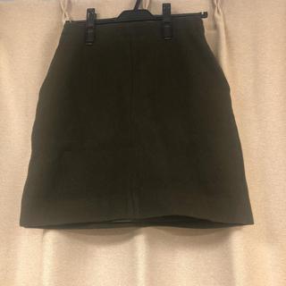 イエナスローブ(IENA SLOBE)のスローブイエナ 台形スカート(ひざ丈スカート)