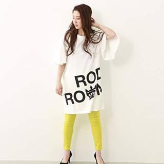 ロデオクラウンズワイドボウル(RODEO CROWNS WIDE BOWL)のロデオクラウンズ RCWB ワンピース(ひざ丈ワンピース)