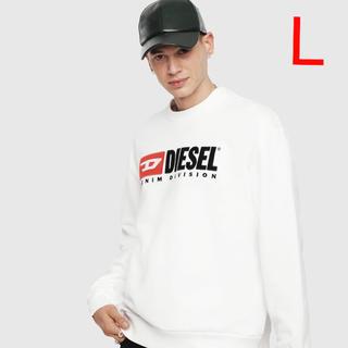 ディーゼル(DIESEL)のDIESEL スウェット diesel パーカー ディーゼル トレーナー メンズ(スウェット)