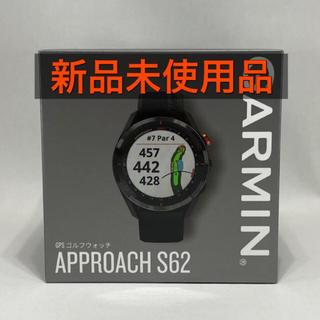 GARMIN - ガーミン アプローチ S62 ブラック GARMIN APPROACH
