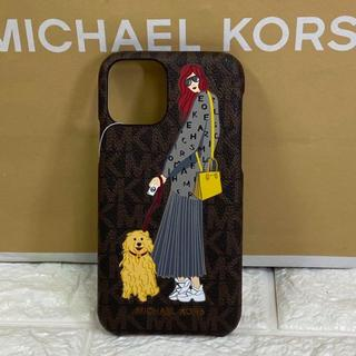 【新品・ラスト1個】マイケルコース 32H9GE8L8O iPhone11Pro
