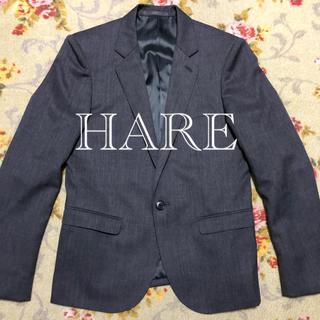 ハレ(HARE)の★HARE★ グレー テーラードジャケット (テーラードジャケット)