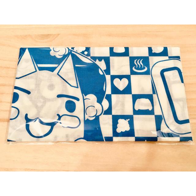 トロとパズル どこでもいっしょ 手ぬぐい トロパズル どこいつ グッズ エンタメ/ホビーのアニメグッズ(タオル)の商品写真