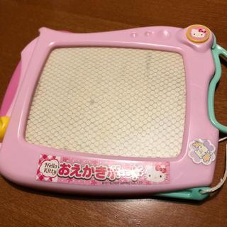 サンリオ(サンリオ)のミニお絵かきボード(知育玩具)