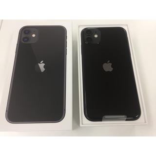 Apple - 新品未使用 iPhone11 128GB  SoftBank ブラック