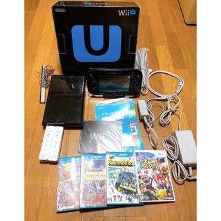 Wii U - 〈WiiU 2人ですぐにゲームセット〉箱あり スマブラ ニンテンドーランド