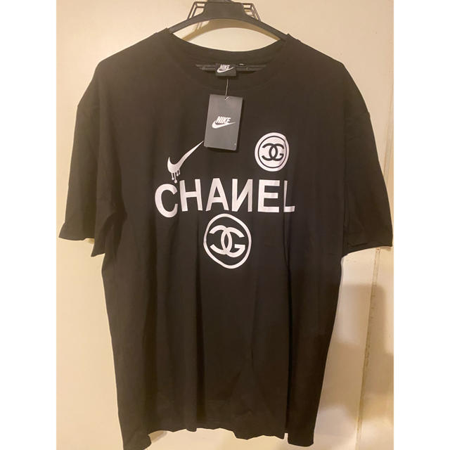 Ron Herman(ロンハーマン)のパロディーシャツ XL メンズのトップス(Tシャツ/カットソー(半袖/袖なし))の商品写真