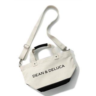 DEAN & DELUCA - DEAN & DELUCAショルダー付きキャンバストートバッグSサイズ 数量限定