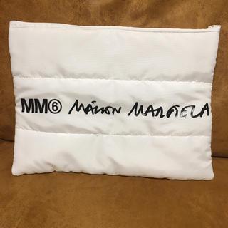 マルタンマルジェラ(Maison Martin Margiela)の付録 MM6 ポーチ(クラッチバッグ)