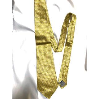 クリスチャンディオール(Christian Dior)のディオール ネクタイ クリスチャンディオール  Dior ゴールド系(ネクタイ)