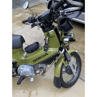 ホンダ - ホンダ クロスカブ110 新車並 走行距離500キロ